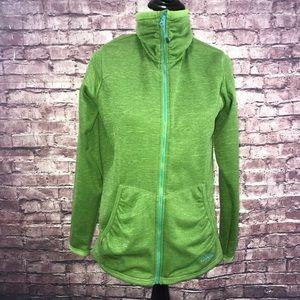Cabela's Green Zip Up Jacket